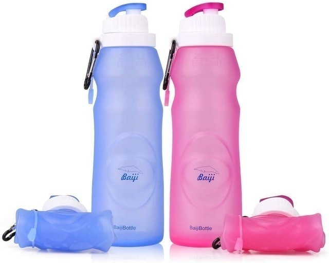 Baiji Bottle Silicone Water Bottles 1
