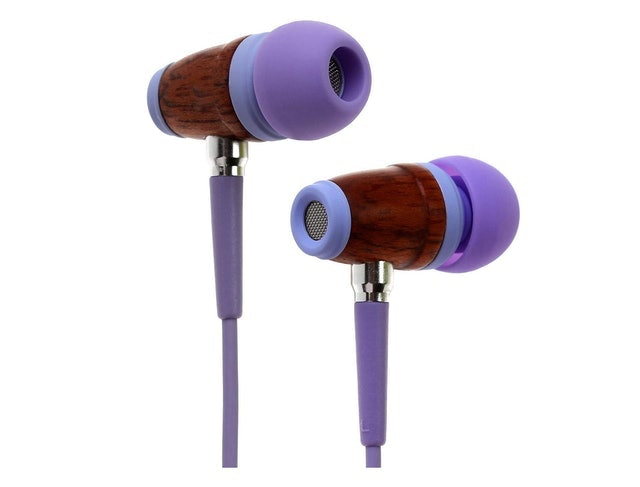 Symphonized Volume- Limited Noise-Isolating Earbuds With Mic 1