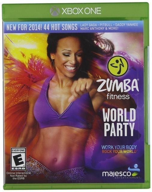 Majesco Zumba Fitness World Party 1