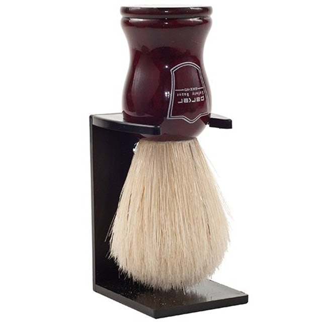 Parker Safety Razor Rosewood Boar Bristle Shaving Brush 1
