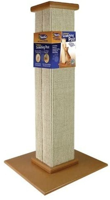 SmartCat Pioneer Pet Ultimate Scratching Post 1