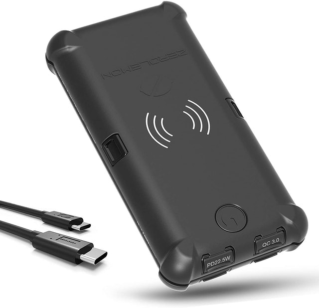 Portable Phone Chargers Zerolemon ToughJuice 30000mAh Wireless Battery Pack 1
