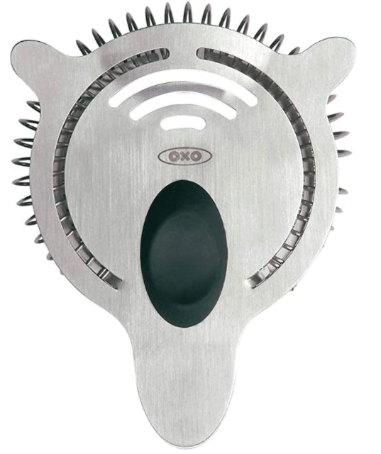 OXO Steel Cocktail Strainer 1