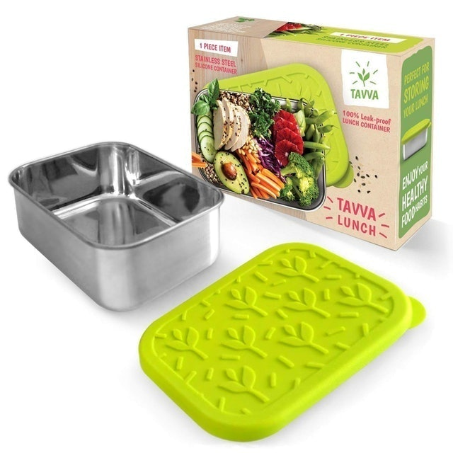 Tavva Stainless Steel Lunch Container 1