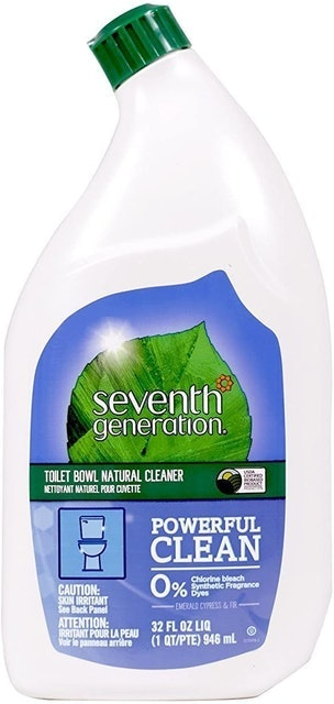 Seventh Generation Toilet Bowl Natural Cleaner 1