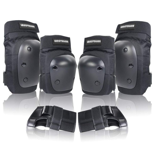Lanovagear Protective Gear Set for Multi Sports 1