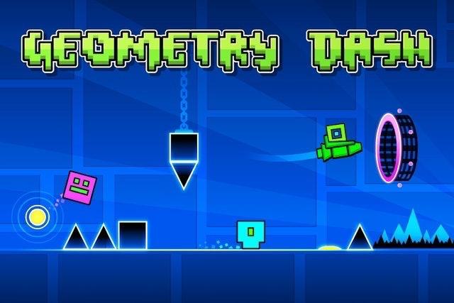 RobTop Games Geometry Dash 1