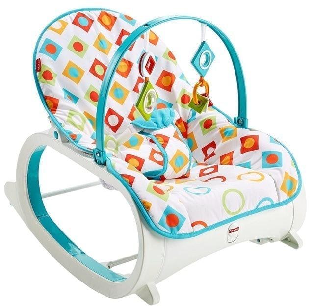 Fisher-Price Infant-to-Toddler Rocker 1