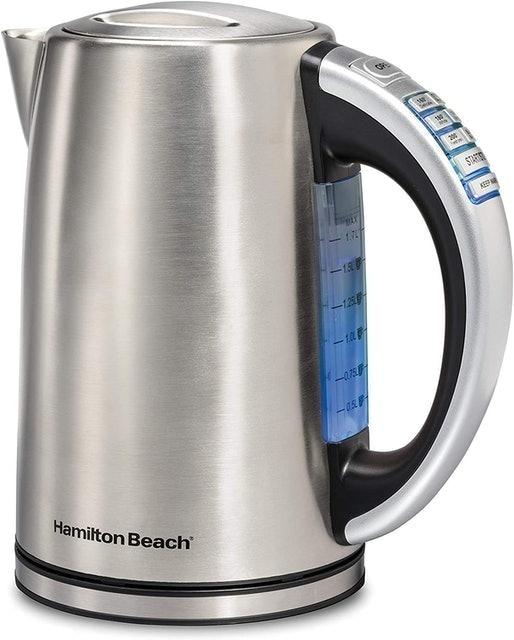 Hamilton Beach Temperature Control Electric Tea Kettle 1