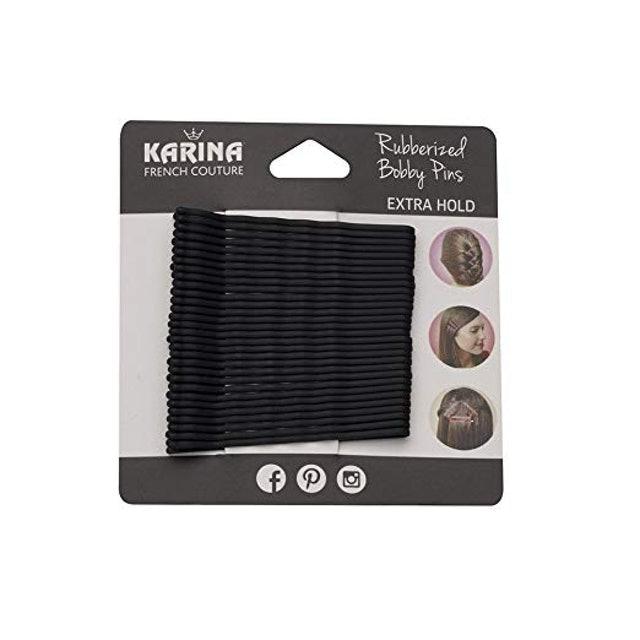 Karina Rubberized Bobby Pins 1