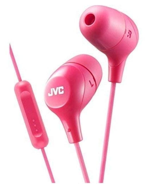 JVC Memory Foam Earbud Marshmallow 1