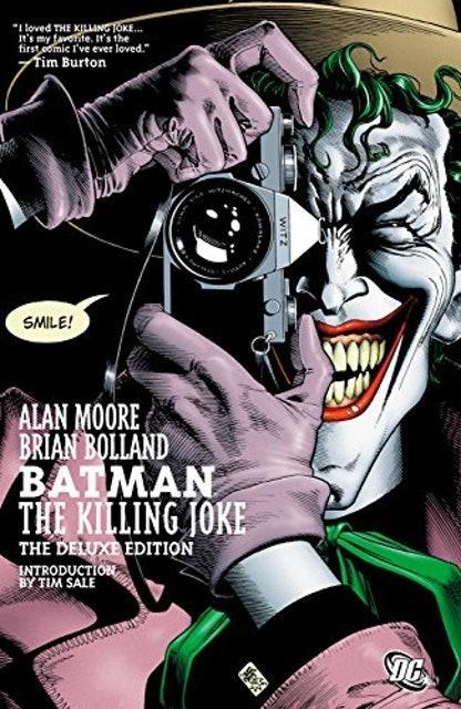 Alan Moore, Brian Bolland Batman: The Killing Joke 1