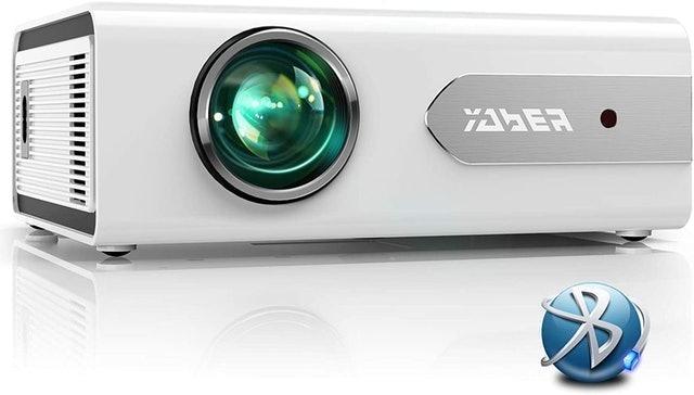Yaber Mini Bluetooth Projector 1