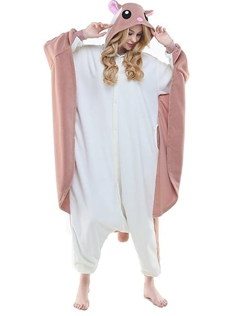 Newcosplay Flying Squirrel Pajamas 1