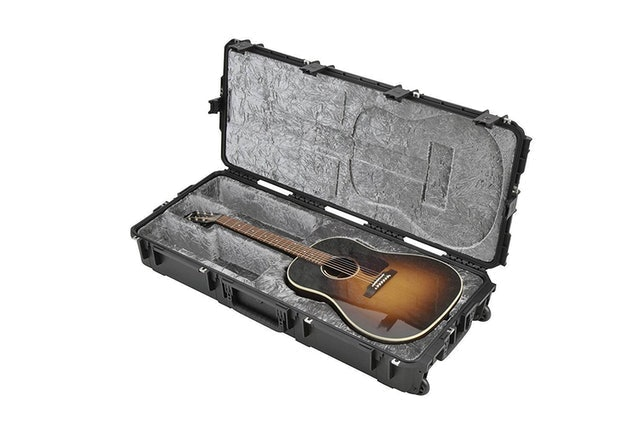 SKB Injection Molded Acoustic Guitar Case 1