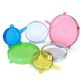 Top 8 Best Silicone Stretch Lids in 2020 (Eco Lifestyle, 77L, and More) 2
