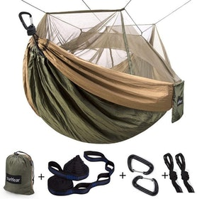 Top 10 Best Hammocks in 2021 (Vivere, Eagle's Nest Outfitters, and More) 4