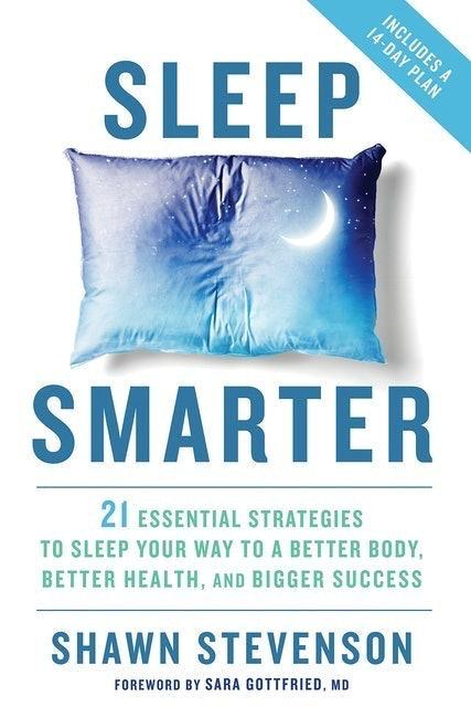 Shawn Stevenson Sleep Smarter 1