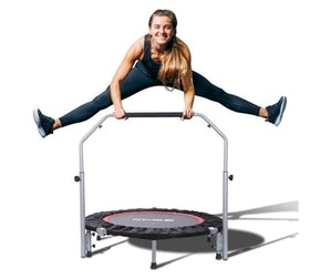 Top 10 Best Exercise Trampolines in 2021 (Stamina, JumpSport, and More) 2