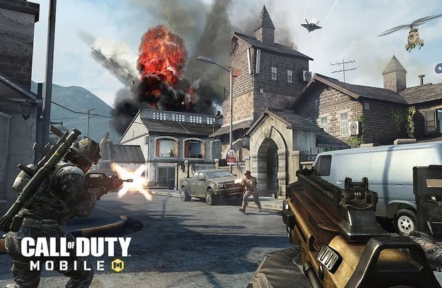 TiMi Studious, Tencent Games Call of Duty: Mobile 1