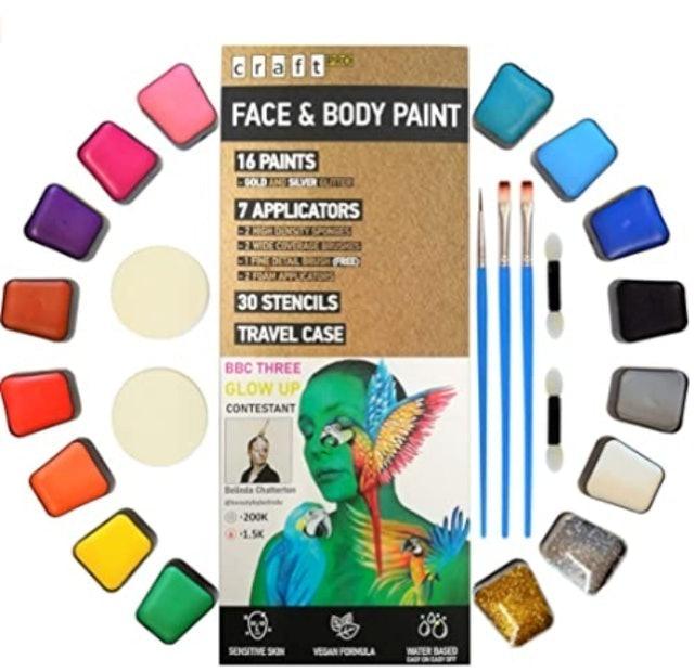 Craft Pro  Face & Body Paint 1