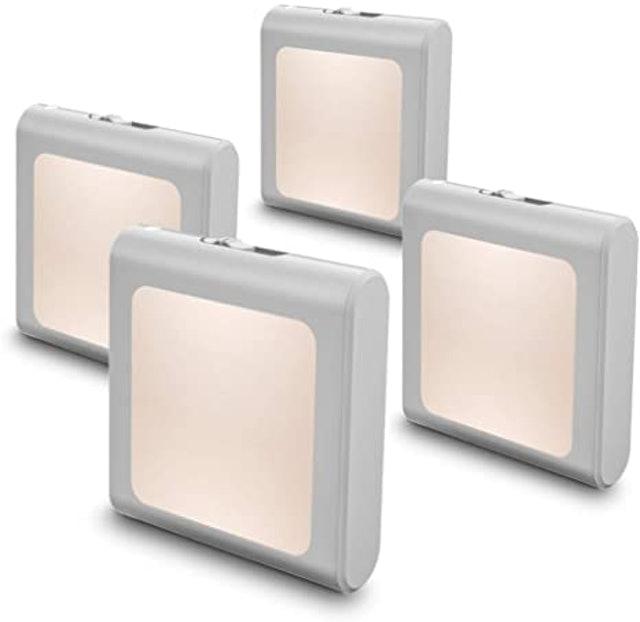 Maz-Tek Plug-in Dimmable LED Night Light 1