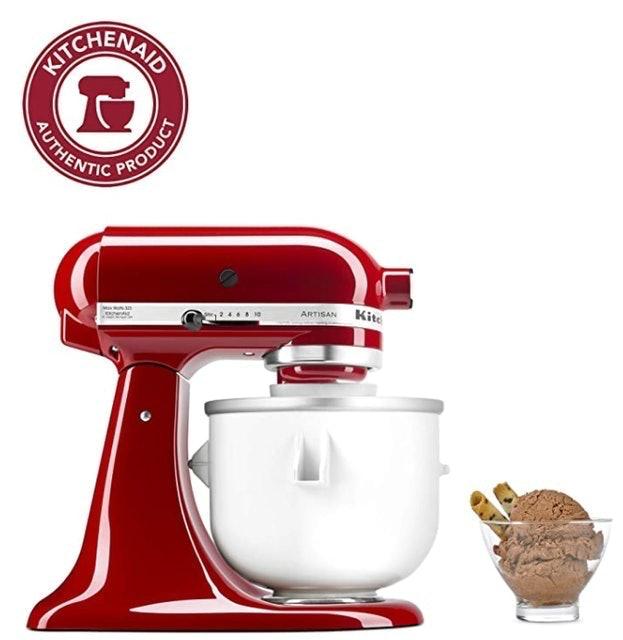 KitchenAid Ice Cream Maker Attachment 1