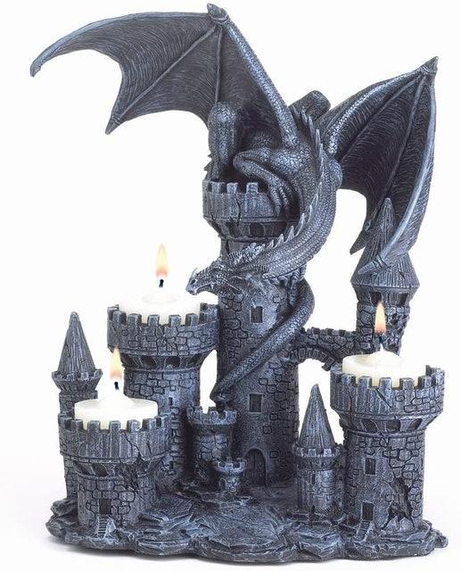 Furniture Creations Dragon Candleholder 1