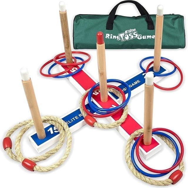 Elite Sportz Equipment Ring Toss Games for Kids 1
