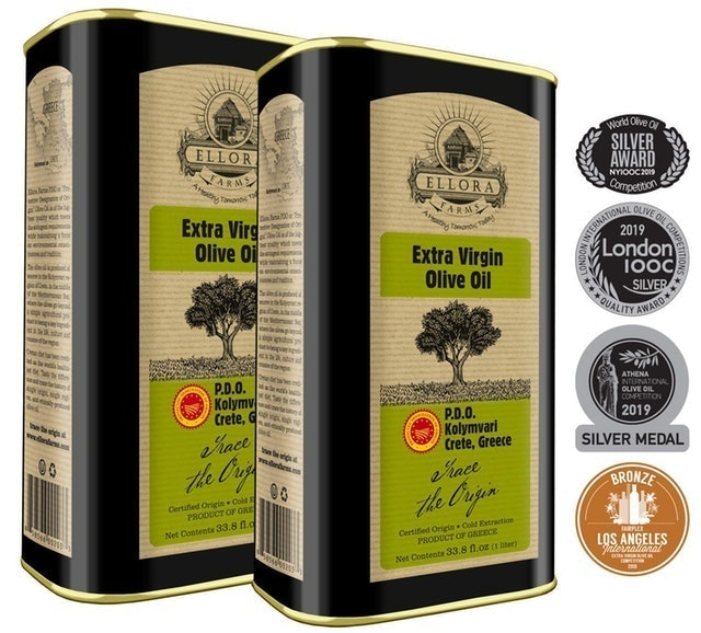 Ellora Farms Extra Virgin Olive Oil  1