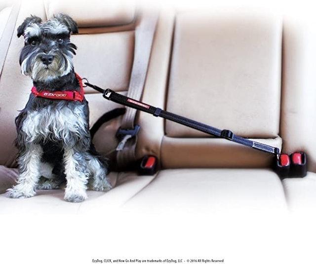 Gifts for Dog Lovers EzyDog  Best Dog Seat Belt 1