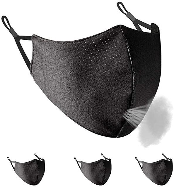 Borgasets Breathable Sport Face Mask 1