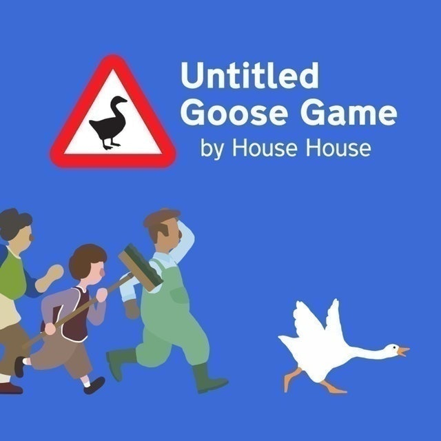 House House Untitled Goose Game 1