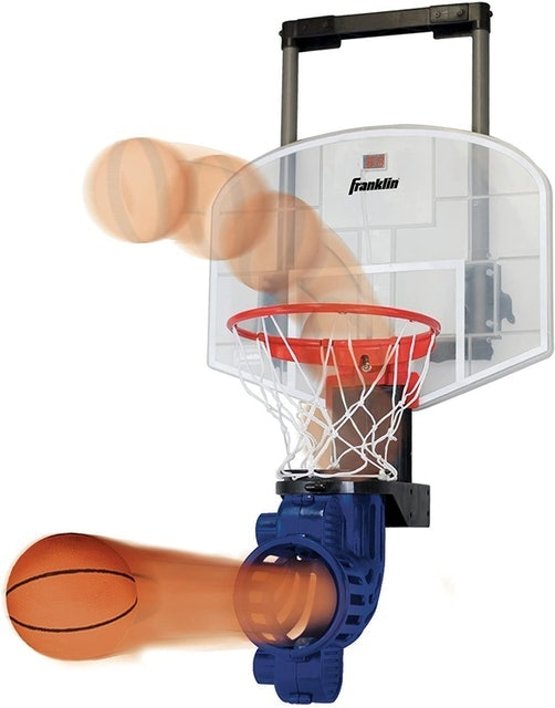 Franklin Sports Mini Basketball Hoop with Rebounder and Ball 1