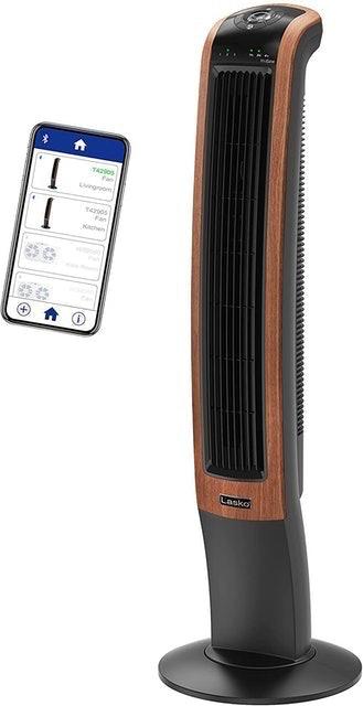 Lasko Wind Curve With Bluetooth 1