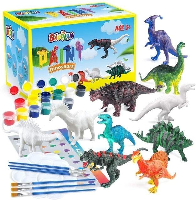 Baodlon Dinosaur Toy Painting Kit 1