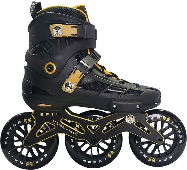 Epic Skates Engage 3-Wheel Inline Speed Skates 1