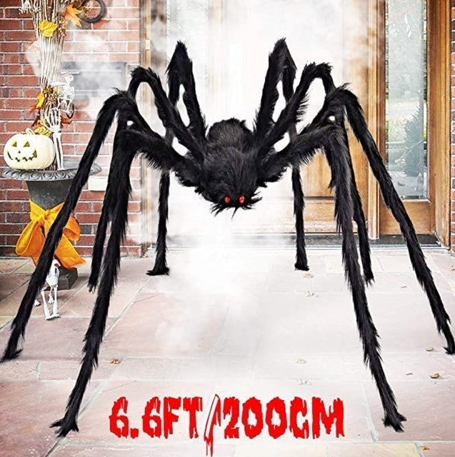Aiduy Scary Giant Spider 1