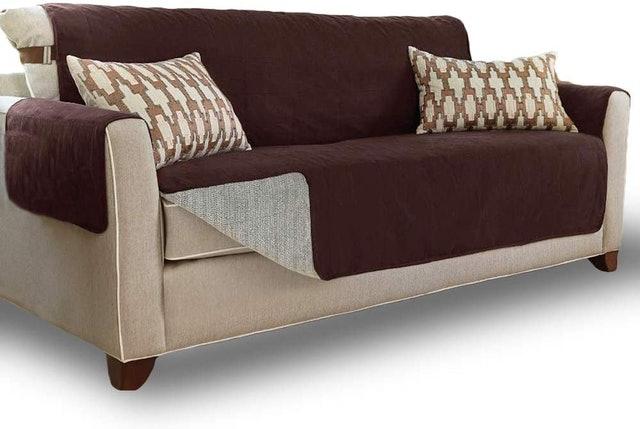 Gorilla Grip Original Slip Resistant Large Sofa Protector 1