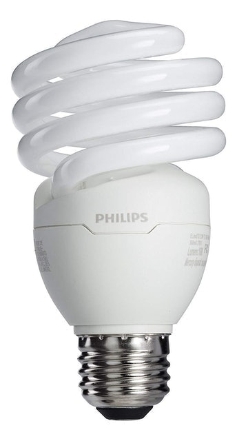 Philips LED Energy Saver 23-Watt 100W Soft White CFL Light Bulb 1