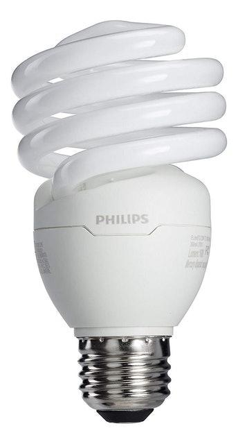 Philips LED Energy Saver 23-Watt 100W Soft White CFL Light Bulb 1