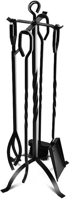 Comfyhome 5-Piece Fireplace Tools Set 1