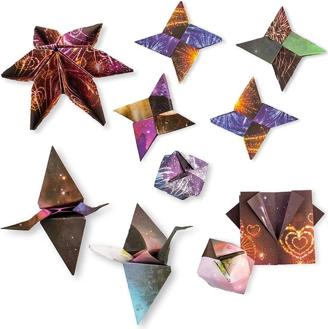 Rally Toys Premium Origami Paper 1