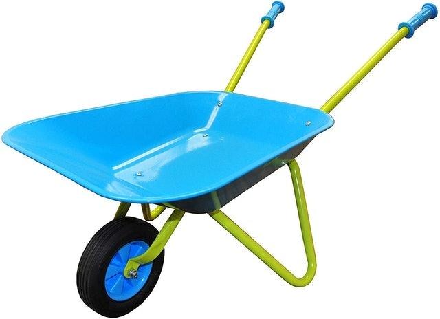 G & F Products JustForKids Kids Wheel Barrel 1