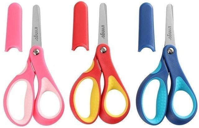 Livingo Blunt Tip Kids Craft Scissors 1