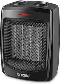 Top 10 Best Portable Heaters in 2021 (TaoTronics, Comfort Zone, and More) 5