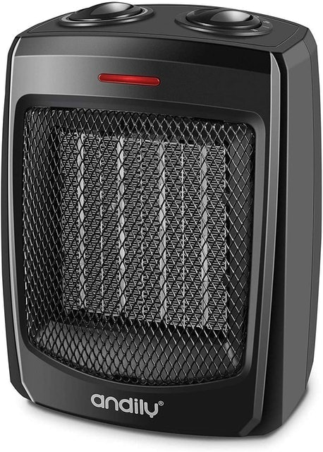 andily Small Electric Heater 1