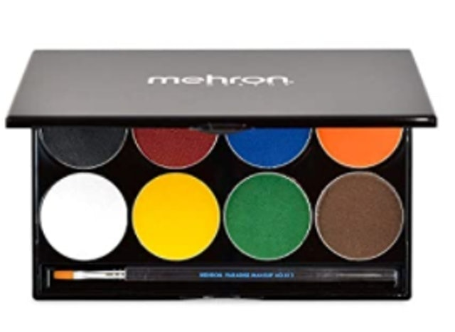 Mehron Makeup Paradise AQ Face & Body Paint 1