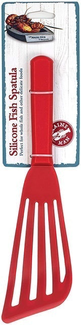 Maine Man  Non-Stick Angled Fish Turner Slotted Spatula 1