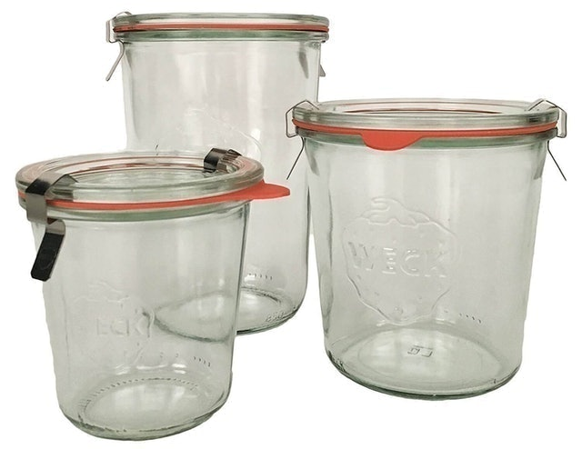 Weck Mold Jar Combo Pack 1